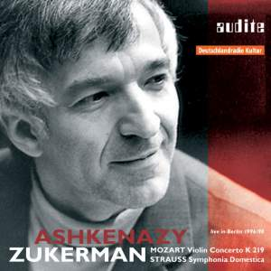 Mozart: Violin Concerto No. 5 & Strauss: Symphonia Domestica