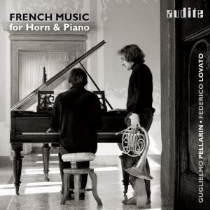 French Music for Horn & Piano