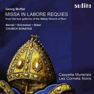 Georg Muffat: Misse in labore regules