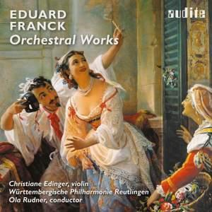 Eduard Franck: Orchestral Works Product Image