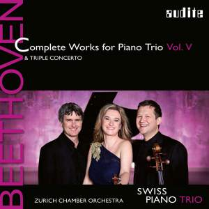 Beethoven: Complete Works for Piano Trio Vol. V
