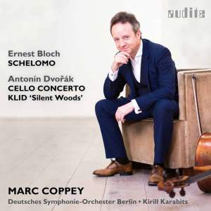 Bloch: Schelomo & Dvorak: Cello Concerto