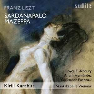 Liszt: Sardanapalo