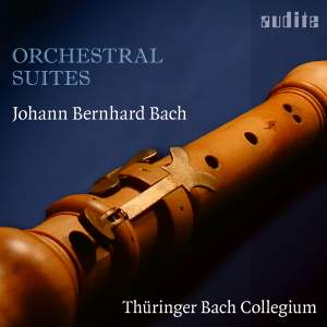JB Bach: The Complete Orchestral Suites Product Image