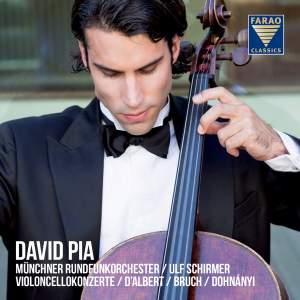 David Pia: Cello Concertos