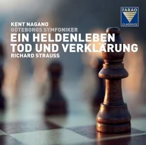 Strauss: Ein Heldenleben & Tod und Verklärung