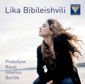 Lika Bibileishvili plays Prokofiev, Ravel, Sibelius, Bartók