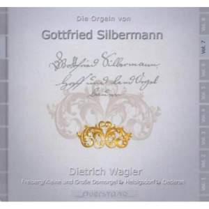 Die Orgeln Von Gottfried Silbe Product Image
