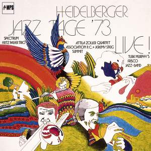 Heidelberger Jazz Tage '73 (Live)