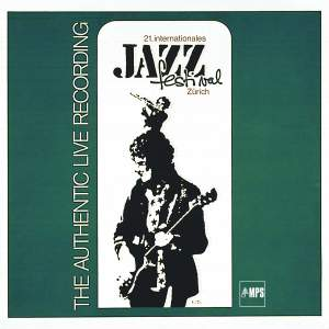 Zurich Jazz Festival 1971