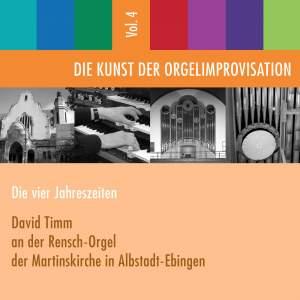 Die Kunst der Orgelimprovisation, Vol. 4