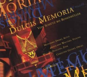 Dulcis Memoria von Schutz bis Rosenmuller Product Image