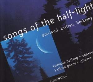 Songs of the Half Light Product Image