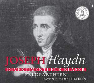 Haydn: Divertimenti for Winds Product Image