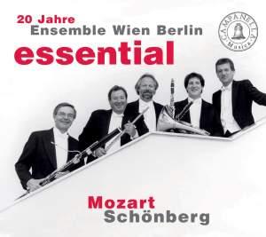 Mozart/Schonberg/Ensemble-Wien Berlin: 20 Jahre Essential Mozart/Schonberg Product Image