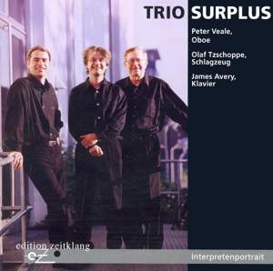 Chamber Recital: Trio Surplus
