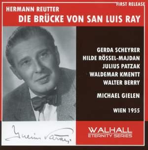 Reutter, H: The Bridge of San Luis Ray