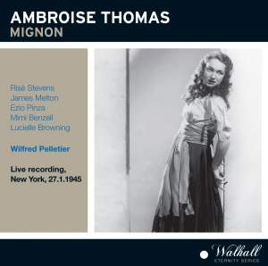 Thomas, Ambroise: Mignon