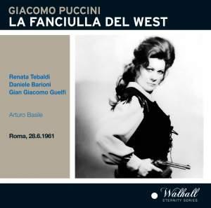 Puccini: La fanciulla del West Product Image