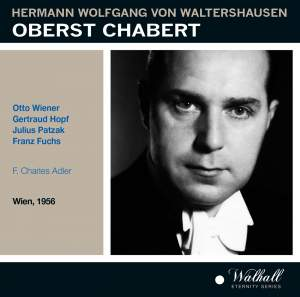 Waltershausen: Oberst Chabert
