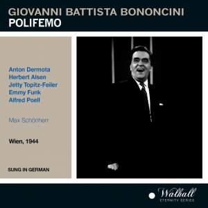 Bononcini, G B: Polifemo