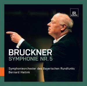 Bruckner: Symphony No. 5 in B flat major Product Image