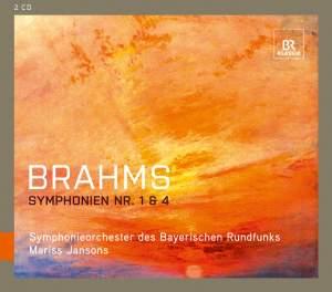 Brahms: Symphonies Nos. 1 & 4 Product Image