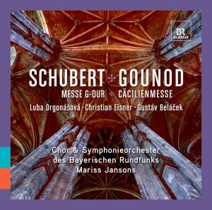 Mariss Jansons conducts Schubert and Gounod Product Image