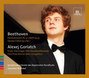 Alexej Gorlatch plays Beethoven Product Image