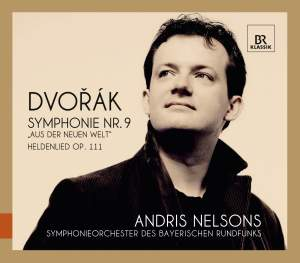 Andris Nelsons conducts Dvořák