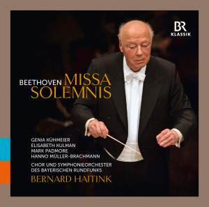 Beethoven: Missa Solemnis in D major, Op. 123 Product Image
