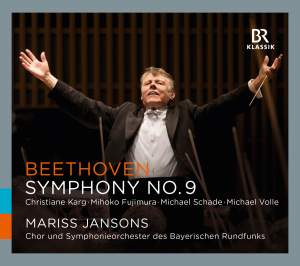 Mariss Jansons conducts Beethoven Symphony No. 9