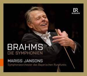 Mariss Jansons conducts Brahms Symphonies