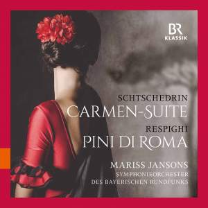 Schtschedrin: Carmen-Suite & Respighi: Pini di Roma Product Image
