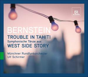 Bernstein - Symphonic Dances & Trouble in Tahiti Product Image