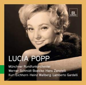 Great Singers Live: Lucia Popp Product Image