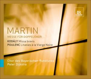Martin - Mass for Double Choir