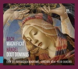 Bach: Magnificat & Handel: Dixit Dominus Product Image
