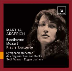 Martha Argerich plays Beethoven & Mozart Product Image