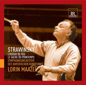 Maazel conducts Stravinsky Product Image