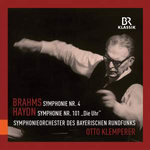 Otto Klemperer Conducts: Haydn and Brahms