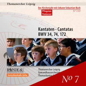 JS Bach: Cantatas for Pentecost