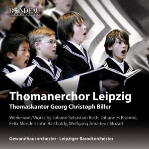 Choral Works: Bach, Brahms, Mendelssohn & Mozart