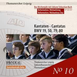 Das Kirchenjahr mit Johann Sebastian Bach, Vol. 10 - Reformation / Michaelistag