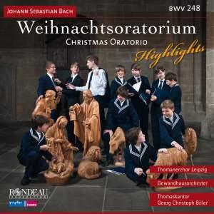 Bach, J S: Christmas Oratorio (highlights)