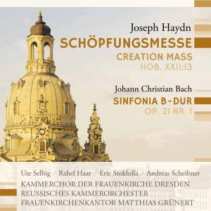 Haydn: Schöpfungsmesse