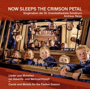Now Sleeps The Crimson Petal Product Image
