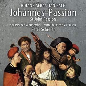 JS Bach: St John Passion Product Image