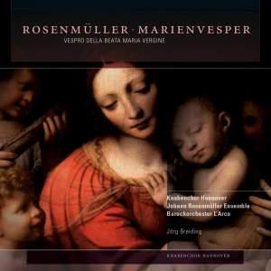 Rosenmüller: Vespro della beata Vergine