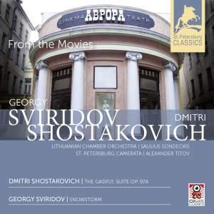 Shostakovich & Sviridov: From the Movies